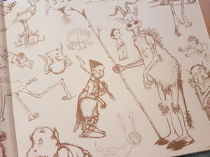 Cowslip and other characters by David Melling (Jack Frost)